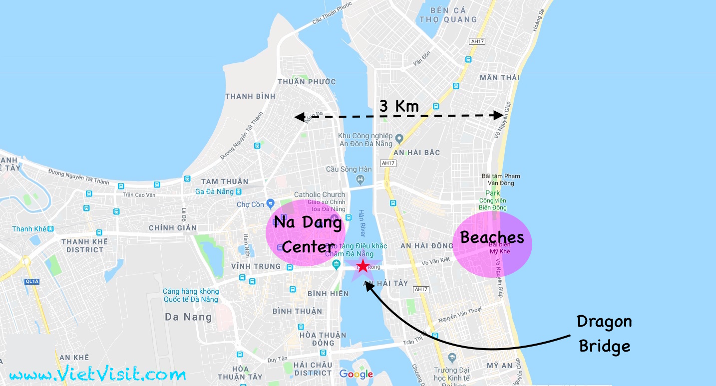 Da-Nang, Vietnam – Where to Stay ? Visit, Transport - Page 1